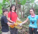 Intern in Ecuador as a volunteer coordinator for NGO