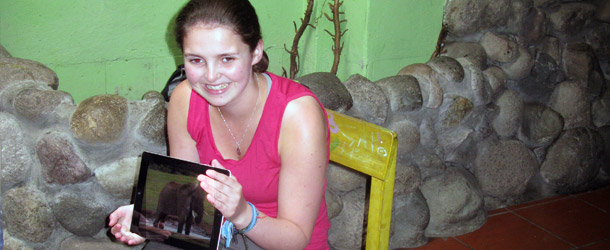 Ecuador-based internship for service learning students studying global development