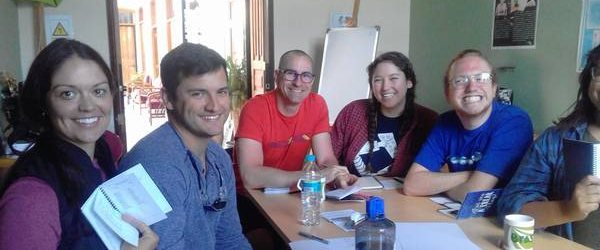 Spanish classes for volunteers in quito