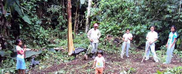 Sustainable development for NGO in Ecuador with international financial assistance