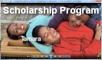 Scholarship program in Estero de Platano, volunteers help children succeed in secondary school