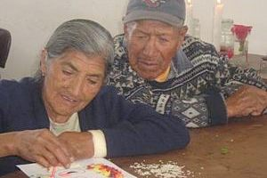 Volunteer in Quito with a center for homeless old people while studying Spanish
